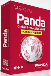 "Licence 3ans Panda Anti-virus ""Global Protection"""