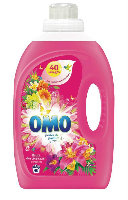 """Sélection d'optimisations catalogue """"De 20% à 50% d'économies""""  - Ex: Lessive Omo 40 lavages (avec 50% carte)"""