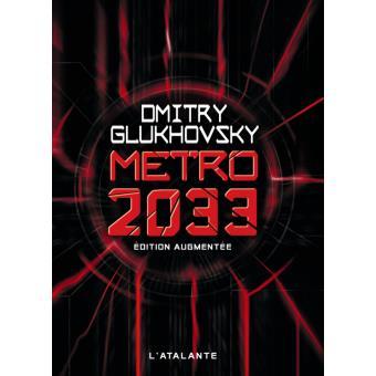 Sélection e-book Dmitry Glukhovsky en promotion. Exemple : Metro 2033, 2034 ou 2035