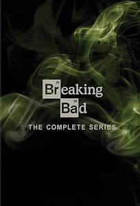 Série Breaking Bad - L'Intégrale (dématérialisée, en VF ou VOST)