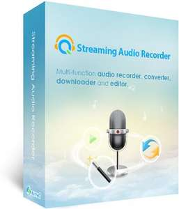 Logiciel Apowersoft Streaming Audio Recorder gratuit sur PC