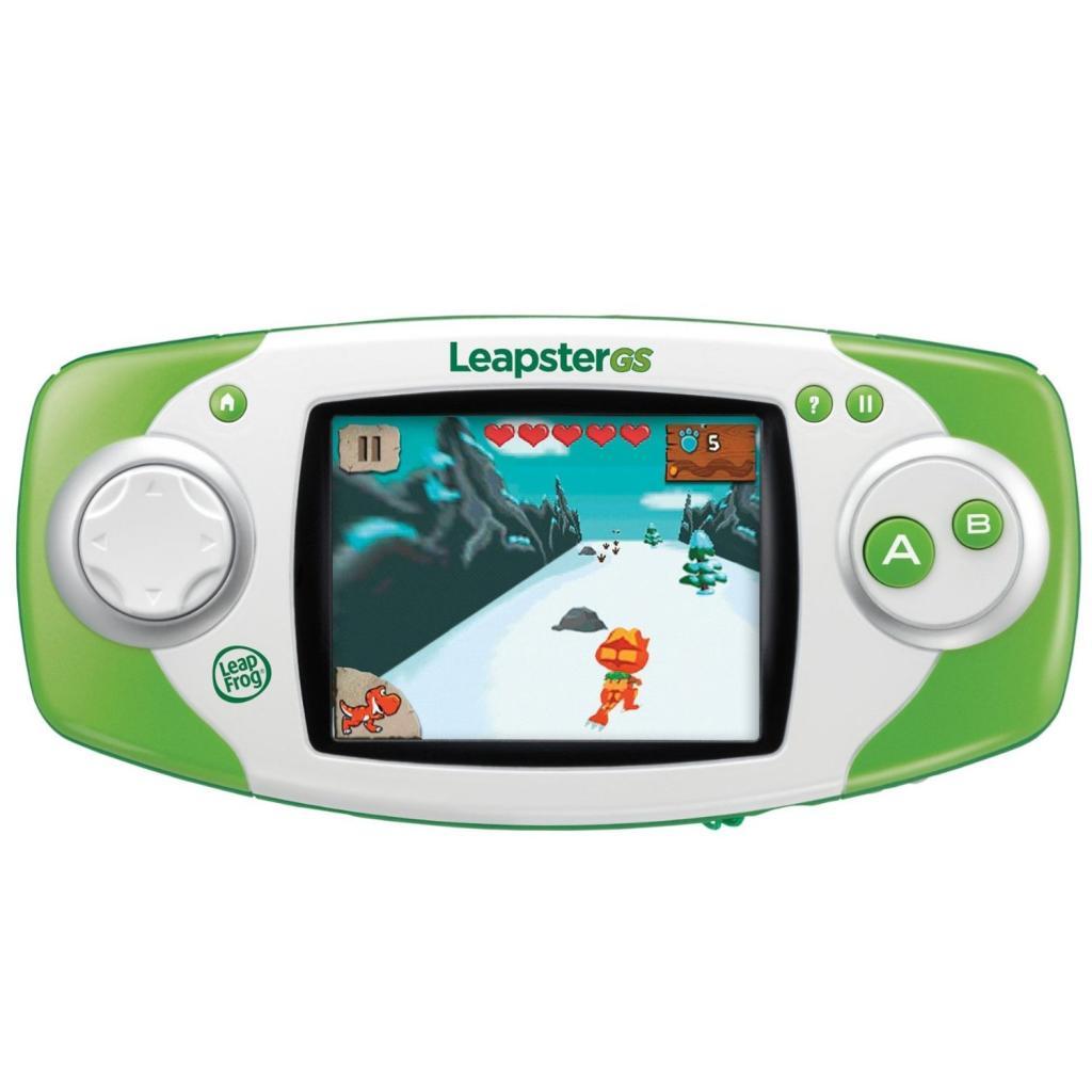 Tablette Leapfrog Leapster GS Explorer (Vert ou Rose) / Frais de port inclus