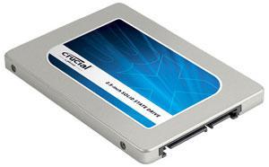 SSD interne Crucial BX100 - 500 Go