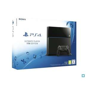 Console Sony Playstation 4 Noire - 1 To
