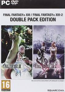Jeux Final Fantasy XIII + Final Fantasy XIII-2 sur PC (Steam)