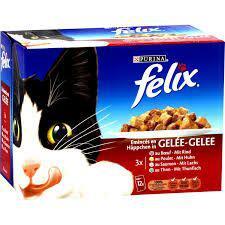 Promotion sur une sélection d'articles - Ex: Émincé en gelée Félix