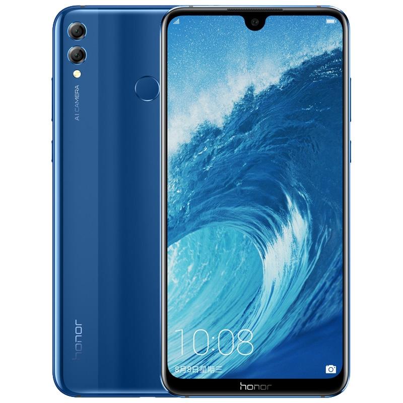 """Smartphone 7.12"""" Huawei Honor 8X Max - 4 Go RAM, 64 Go ROM, Dual SIM, 4G (Sans B20)"""