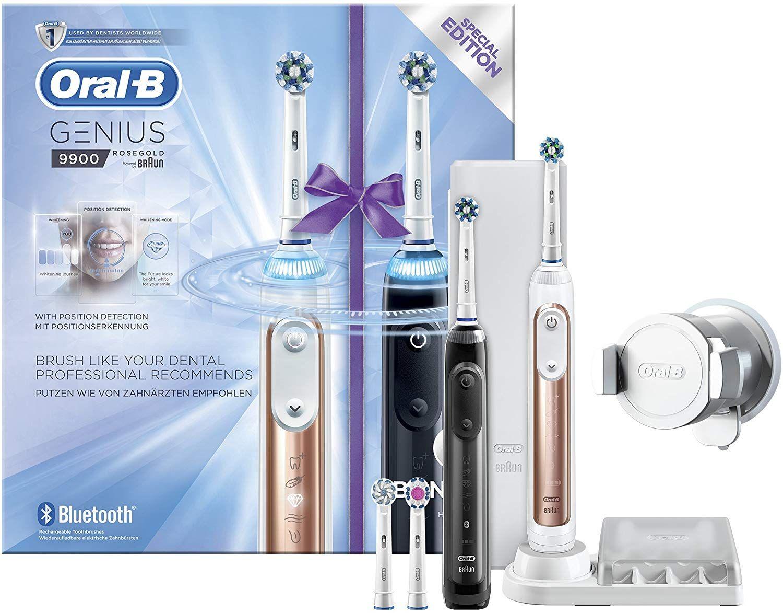 Brosses à dents électriques Oral-B Genius 9900