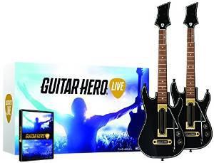 Pack de 2 guitares Guitar Hero Live Xbox One / PS4