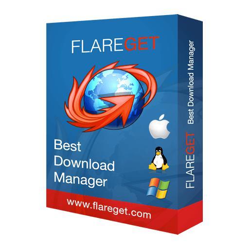 Logiciel FlareGet Pro gratuit sur MAC
