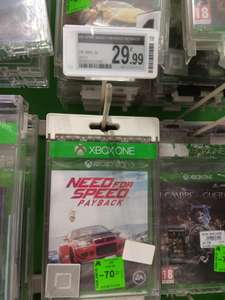 Need for Speed Payback sur Xbox One (Leers 59)