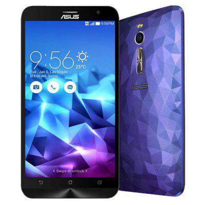 """Précommande : Smartphone 5.5"""" Asus Zenfone 2 Deluxe (ZE551ML) Full HD Bleu - 32 Go"""