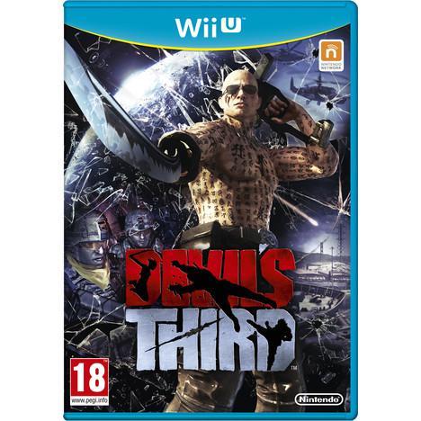 Jeu Devil's Third sur Wii U