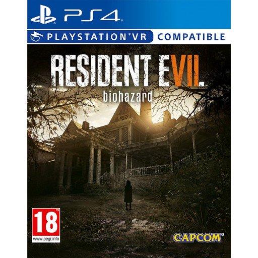 Selection de jeux sur ps4 en promotion - Ex : Resident E. 7