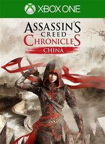 [Membres Gold] Assassin's Creed Chronicles : China sur Xbox One (Dématérialisé)