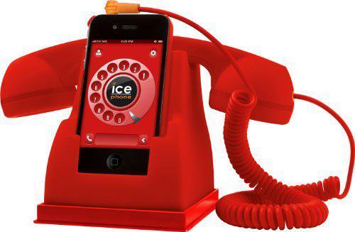 Sélection d'articles ICE en promo - Ex : Base pour smartphone Ice-Phone rétro