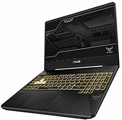 PC portable 15.6'' Asus TUF565GE-BQ165T - Intel Core i7, 8 Go de RAM, 1 to + SSD 128 Go, Nvidia GeForce GTX1050 TI 4 Go