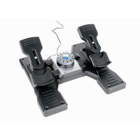 Palonnier Saitek Pro Flight Rudder Pedals