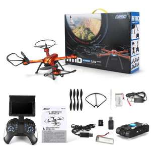 Drone JJRC H11D Eye of God 4 CH 5.8G HD avec Caméra 2MP