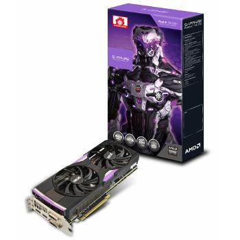 Carte graphique Sapphire Radeon R9 290 Dual-X OC (UEFI) - 4 Go