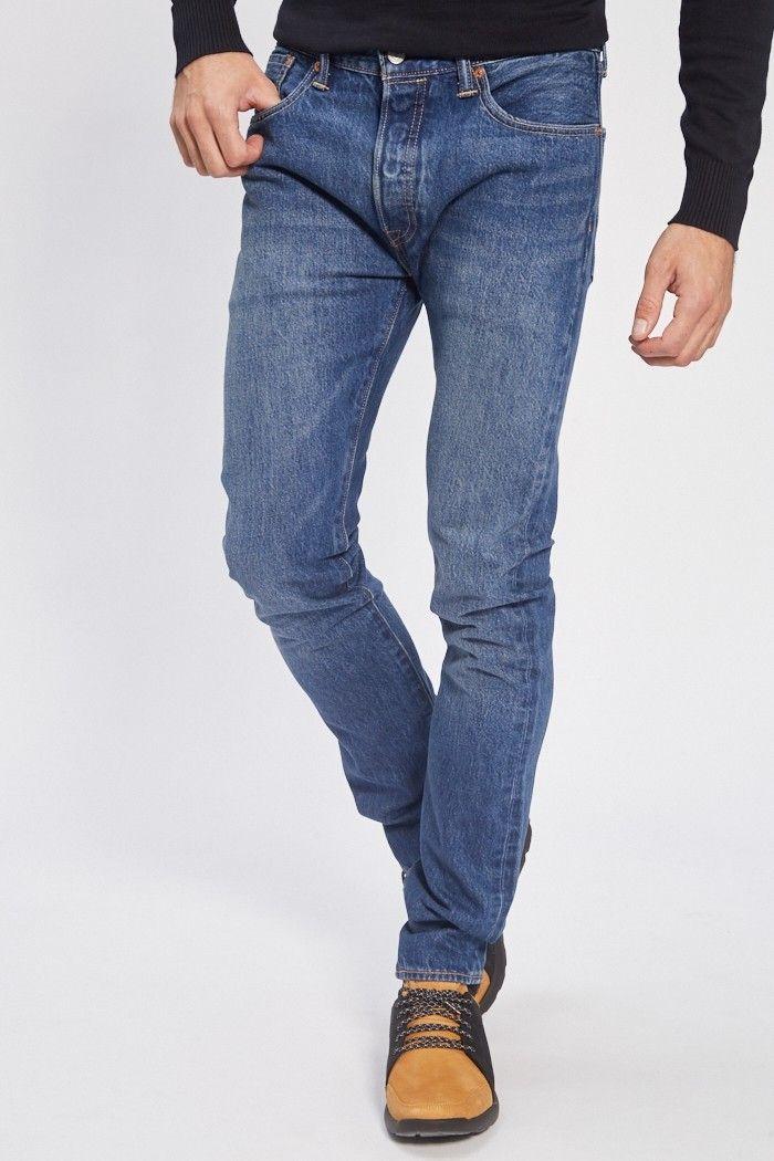 Jeans 501 skinny fuslé - Taille au choix