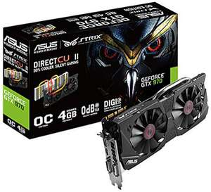 Carte graphique Asus Strix Nvidia GTX 970 OC
