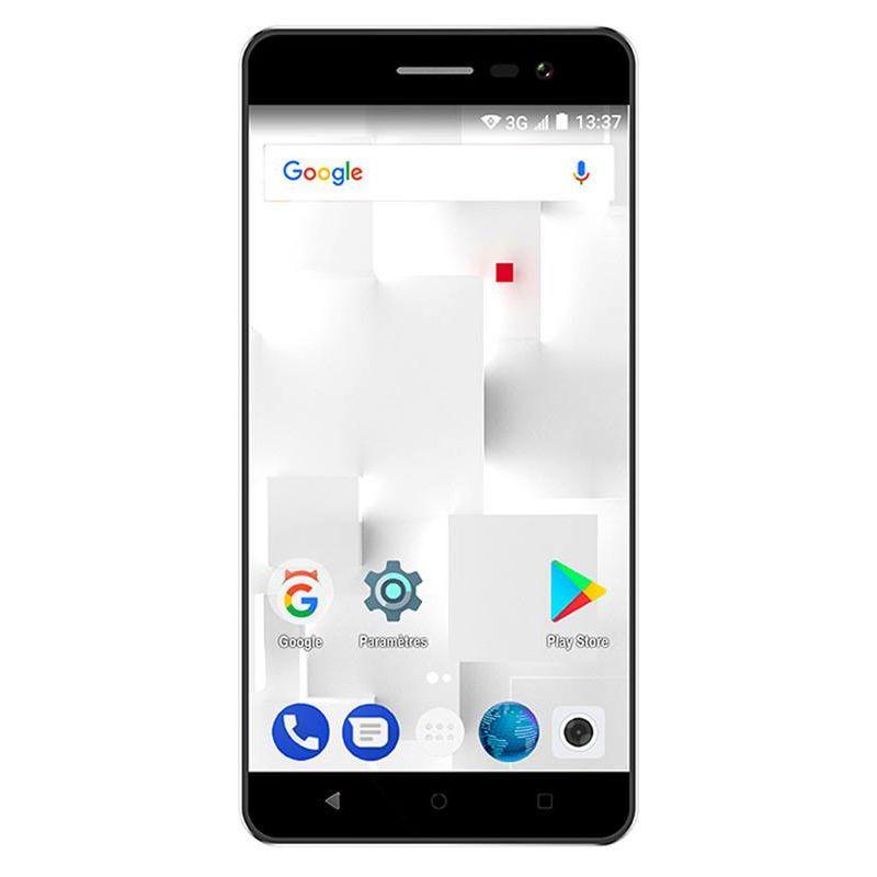 "Smartphone 5"" Thomson Th201 - HD, 2 Go RAM, 16 Go ROM, 4G"