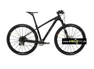 "VTT carbone COLUER NUCLEUS 29"" - Taille S & L (veloaxe.fr)"