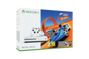 Pack Console Microsoft Xbox One S (500 Go) + Forza 3 : Hot Wheels - Clichy sous Bois (93)