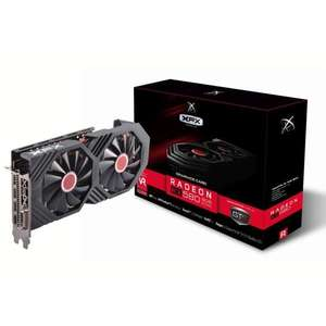 Carte Graphique XFX Radeon RX 580 GTS Black Edition - 8 Go