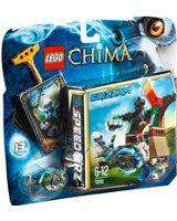 [Panier Plus] Lego Legends of Chima 70109 - Le Tourbillon Infernal