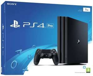 Console Sony PS4 Pro 1To - Noire