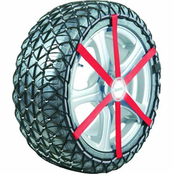 Chaînes à neige composite Easy Grip® de Michelin, plusieurs tailles de disponible - Le Mans (72)
