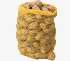Filet de 10 kg de pommes de terre de consommation - Calibre 40/60 mm (Origine France)