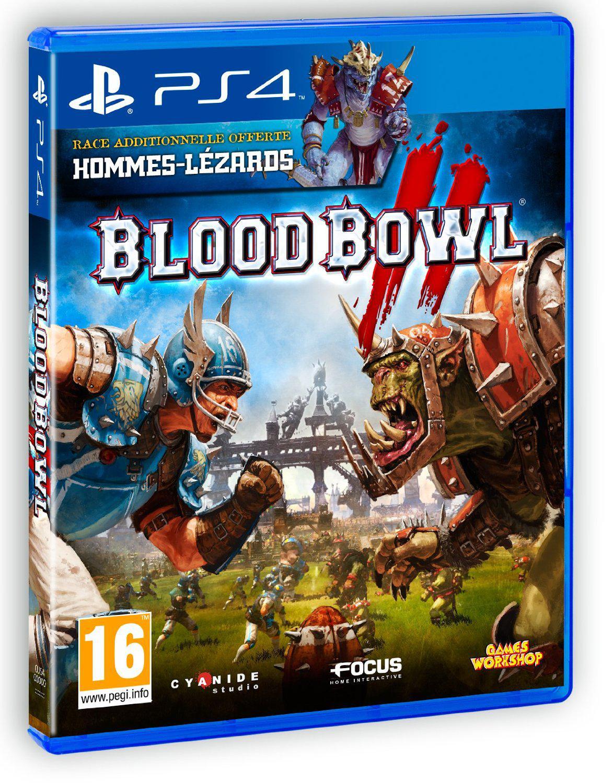 Blood Bowl 2 sur PC à 32.24€ et sur Xbox One / PS4