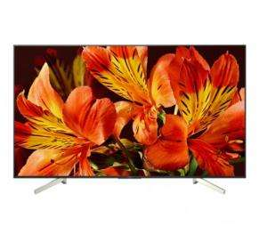 """TV 75"""" Sony KD-75XF8596 - HDR 4K, 1000hz, Processor X1, TRILUMINOS et Android TV"""