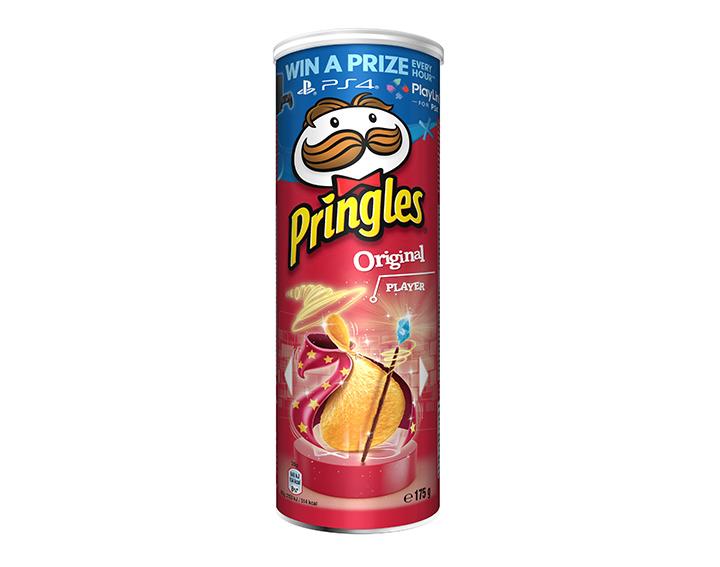 Boîte de chips Pringles (différentes variétés) - 1 à 1.54€, 2 à 2.69€ ou 3 à 3.46€ (via Shopmium)