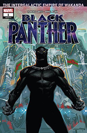 Sélection de 19 Comics Marvel Gratuits (Dématérialisés - Anglais) - Ex: Black Panther #1 (2018)