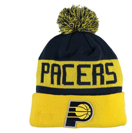 Bonnet New Era aux couleurs de l'équipe Indiana Pacers (frais de port inclus)