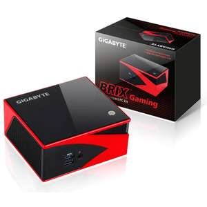 Mini PC Gigabyte Brix Gaming GB-BXA8G-8890 (AMD A8-5557M / Radeon R9 M275X)