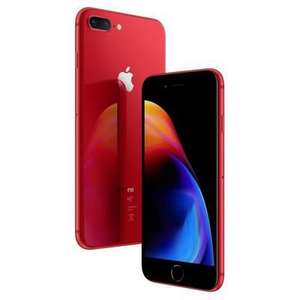 """Smartphone 5.5"""" iPhone 8 Plus - 64 Go, Edition spéciale Red Product"""