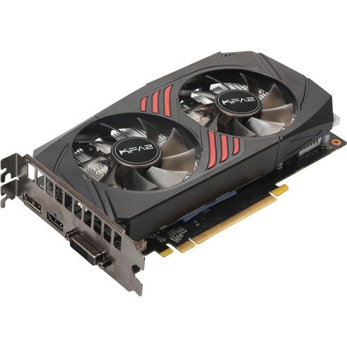 Carte graphique KFA2 GeForce GTX 1060 OC REDBLACK, 6 Go + bundle Fortnite offert !