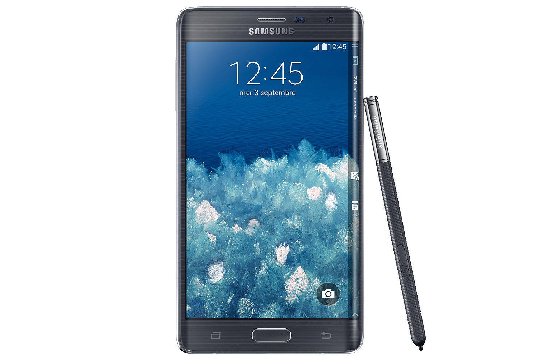 "Smartphone 5.6"" Samsung Galaxy note Edge - 32Go - Noir"