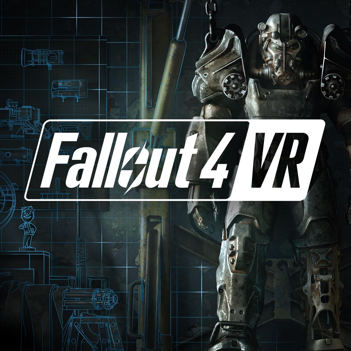 Fallout 4 VR sur PC (Dématérialisé - Steam)