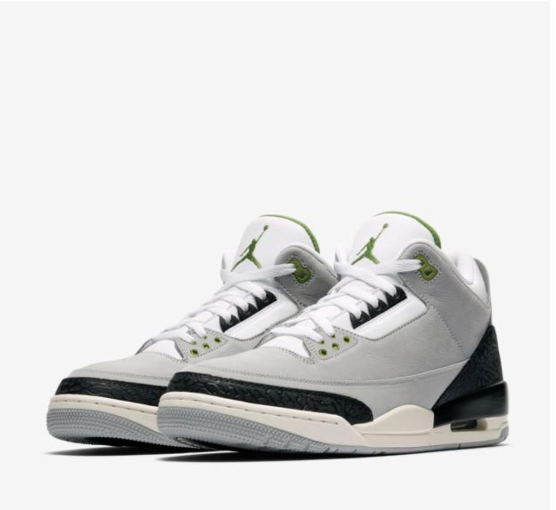 Chaussures Nike Air Jordan 3 Retro pour Hommes - Tailles au choix bf6cacdde7a