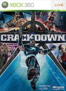 Crackdown Gratuit sur Xbox 360 & Xbox One (Dématérialisé - Rétrocompatible & Optimisé Xbox One X UHD 4K)