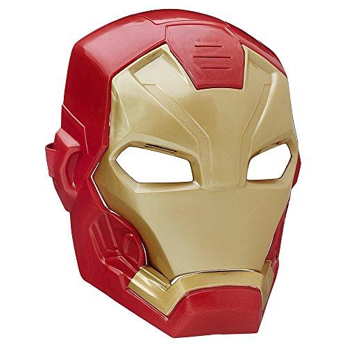 [Panier Plus] Masque électronique Hasbro Iron Man (B5784eu40)