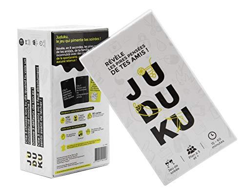Jeu de société pour adultes pour l'apéro Juduku (Vendeur tiers)