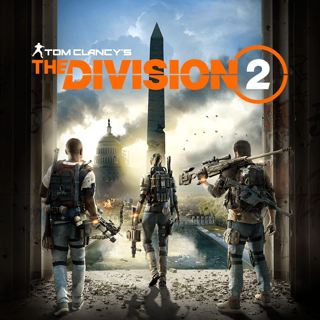 Accès gratuit à la bêta de The Division 2 sur PS4 / Xbox One  / PC (Dématérialisé)