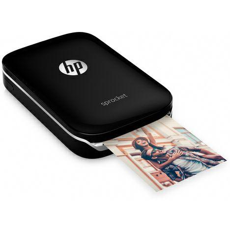 Imprimante photo couleur Bluetooth HP Sprocket - Noir